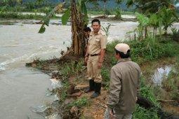 Banjir kembali terjang sejumlah daerah di Solok Selatan