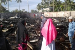 MRI-ACT Aceh serahkan bantuan korban kebakaran Pesantren Aceh Selatan