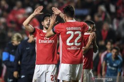Benfica kunci tiket Liga Europa
