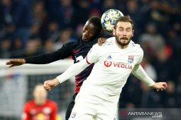 Liga Champions:  Lyon imbangi Leipzig dan raih tiket ke 16 besar