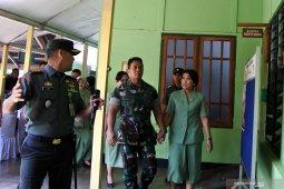 KSAD tinjau Rumah Sakit TNI-AD di Kupang