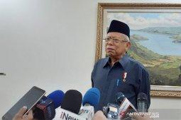 Ma'ruf Amin: Khilafah bukan ditolak, tapi tertolak. apa bedanya?
