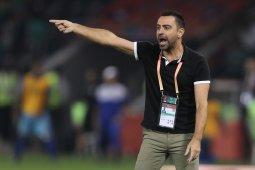Tim Qatar asuhan Xavi Hernandez lolos putaran kedua Piala Dunia Antarklub
