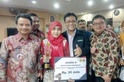 Dokter hewan dari Gorontalo Utara terima penghargaan tingkat nasional