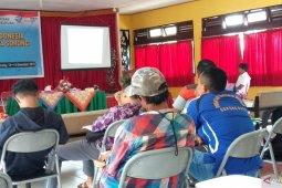 Balai Bahasa Papua latih Wartawan kota Sorong berbahasa Indonesia benar