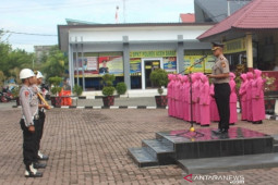 Konsumsi sabu, satu anggota polisi di Aceh Barat dipecat