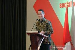 Mensos Juliari Batubara dorong penguatan riset program pemberdayaan sosial