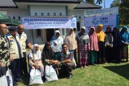 YBM PLN beri pengobatan gratis di Aceh Besar