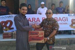 Kantor Berita Antara salurkan bantuan kepada Dayah Mini Aceh