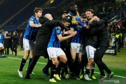 AS Roma menyerah 1-2 dari Atalanta