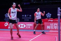 Pasangan Hafiz/Gloria tantang Zheng/Huang di penyisihan BWF World Tour Finals