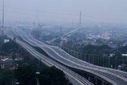 Jalan Tol Layang Jakarta-Cikampek segera difungsikan