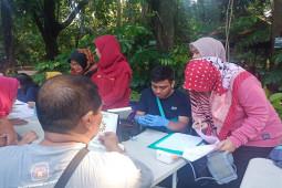 Bersama masyarakat meraih sukses, peringatan Hari Aids Sedunia tingkat Kota Bogor 2019