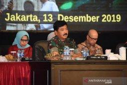 17.190 prajurit TNI siap amankan perayaan Natal dan Tahun Baru