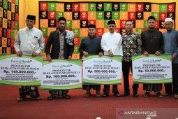 Bank Aceh salurkan CSR Rp499 juta untuk dayah dan masjid di Aceh Utara