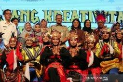 Anisah hadiri ajang kreativitas pejuang PAUD