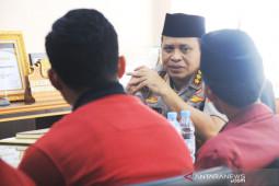 Jalin silaturahmi, Kapolresta Banjarmasin terima kunjungan IMM Kota Banjarmasin