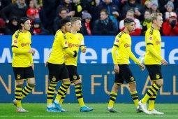 Dortmund atasi Mainz 4-0 dan catat tiga kemenangan beruntun
