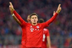 Hattrick Coutinho antar Muenchen kalahkan Bremen