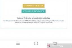 Hasil lulus seleksi administrasi CPNS Aceh Jaya sudah diumumkan