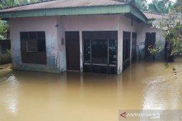 Puluhan rumah terendam di Lhokseumawe