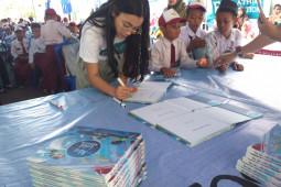 Lembaga sosial Firda Athira Foundation luncurkan buku
