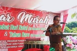 Disperindag Maluku gelar pasar murah keliling
