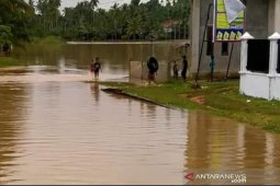 Remaja di Lhokseumawe hilang terseret arus saat mandi sungai