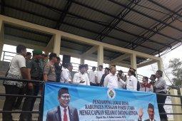 Menteri Muhadjir Akui Datang Pastikan Kesiapan SDM IKN