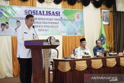 Disdik HSS sosialisasikan penguatan sekolah inklusif
