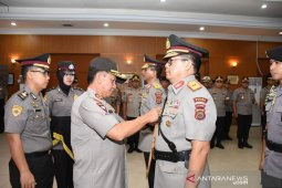 Kapolda Jambi pimpin sertijab wakapolda ke Brigjen Pol Dul Alim
