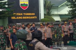 Panglima TNI: Patroli skala besar TNI-Polri sinergikan pengamanan Natal