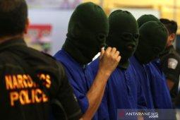 Jaringan Narkoba Aceh-Jakarta