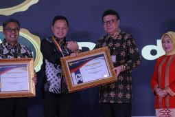 Pemerintah Kota Bogor  Memperoleh 42 Penghargaan di Tahun 2019