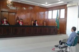 Tinju keuchik, kepala Dinas Perhubungan Banda Aceh divonis 18 hari