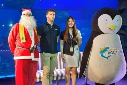 Jakarta Aquarium hadirkan enam kegiatan dan satwa baru
