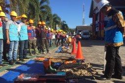 PLN UIW Aceh gelar pasukan persiapan peringatan tsunami dan akhir tahun