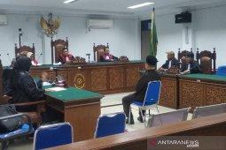 Mantan Bupati Simeulue divonis 4,5 tahun penjara