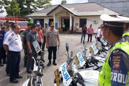 Wabup Sekadau hadiri apel gelar pasukan Lilin Kapuas 2019