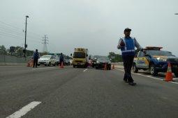 Tol Japek berlakukan buka-tutup jalan
