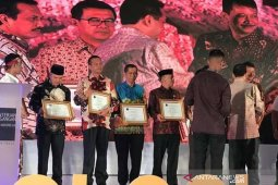 HSS raih penghargaan Daerah Tertib Ukur tahun 2019