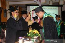 114 mahasiswa dan mahasiswi STAI Darul Ulum Kandangan diwisuda