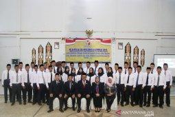 33 anggota Panwascam se Kabupaten HSS dilantik