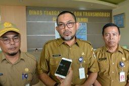 Dianto dilantik sebagai Pejabat Widyaiswara Ahli Utama, gubernur tunjuk Sudirman Plh Sekda