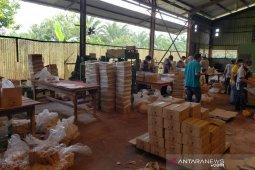 Samarinda produksi pupuk NPK