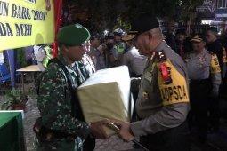 Kapolda Aceh pantau keamanan malam natal