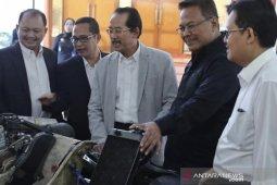 Kendaraan gokar buatan mahasiswa Unpas Bandung akan dibawa ke sirkuit Italia