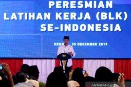 Jokowi sebut pertumbuhan ekonomi stabil berkat doa ulama