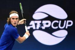 Australia Open - Kohlschreiber mundur, Tsitsipas melaju ke putaran tiga