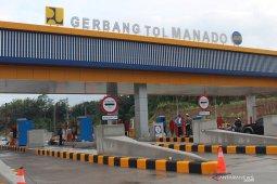 Tol Manado-Bitung sepanjang 21 kilometer dioperasionalkan Januari